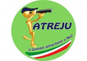 """(2) ... e il logo della lista """"indipendente e non ideologica"""" Atreju Trento."""